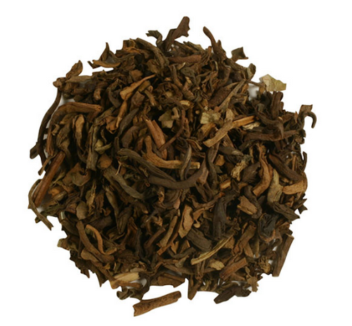 *SALE* TEA, LOOSE, DECAF INDIAN BLACK- Organic, 2 oz