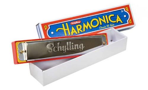 HARMONICA, Schylling, each