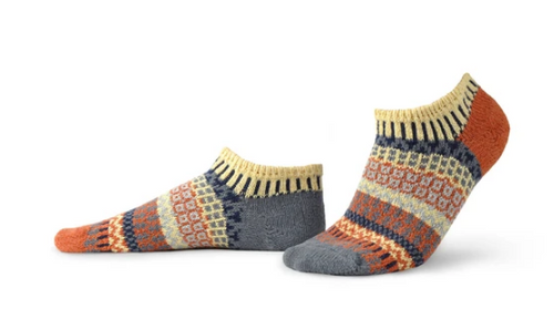 SOCKS, ANKLE SOCKS, NUTMEG, Solmate Socks, 1 Pair