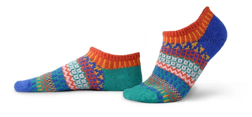 SOCKS, ANKLE SOCKS, CAYENNE, Solmate Socks, 1 Pair