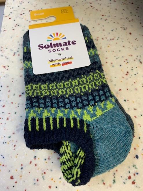 SOCKS, ANKLE SOCKS, LEMONGRASS, Solmate Socks, 1 Pair