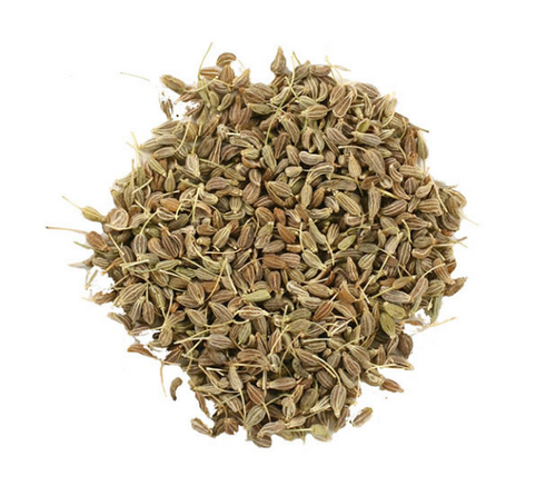 ANISE SEEDS, WHOLE, ORGANIC, Frontier - 2 oz