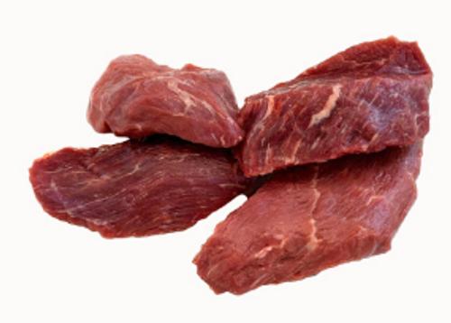 BEEF, Kabob (Kebab) Meat, LOCAL   2 LB PACKAGE