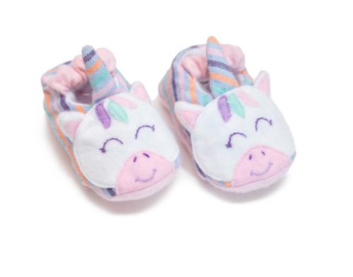 BABY BOOTIES, Upavim Crafts- Unicorn