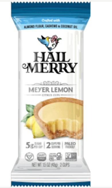 MEYER LEMON CUPS, HAIL MERRY - 2 ct *SPECIAL* Reg. $3.35