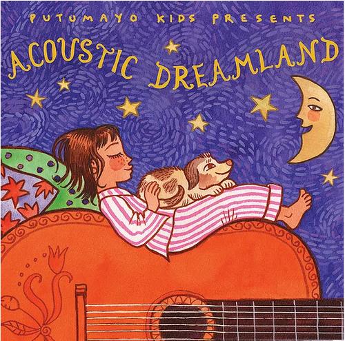 CD, ACOUSTIC DREAMLAND, Putumayo