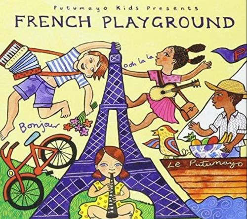 CD, FRENCH PLAYGROUND, Putumayo
