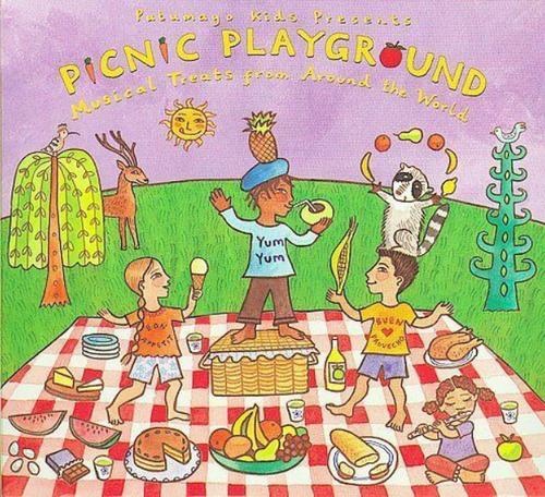 CD, PICNIC PLAYGROUND, Putumayo