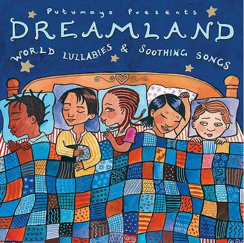 CD, DREAMLAND, Putumayo