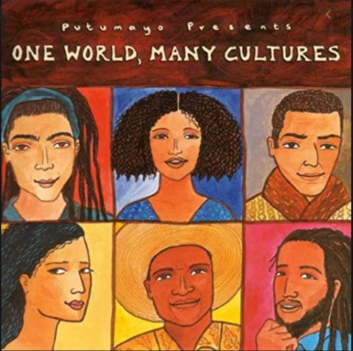 CD, ONE WORLD, MANY CULTURES, Putumayo