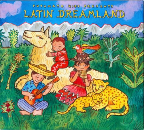 CD, LATIN DREAMLAND, Putumayo
