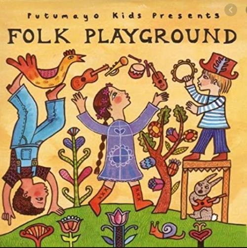 CD, FOLK PLAYGROUND, Putumayo