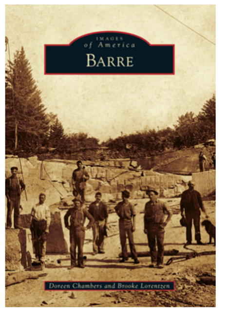 BOOK, BARRE, Arcadia Publishing - 127 PAGES; 227 IMAGES