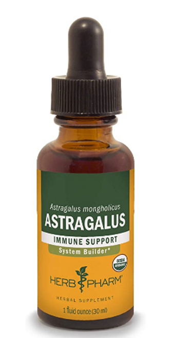 ASTRAGALUS ROOT EXTRACT, Herb Pharm, 1 fl oz