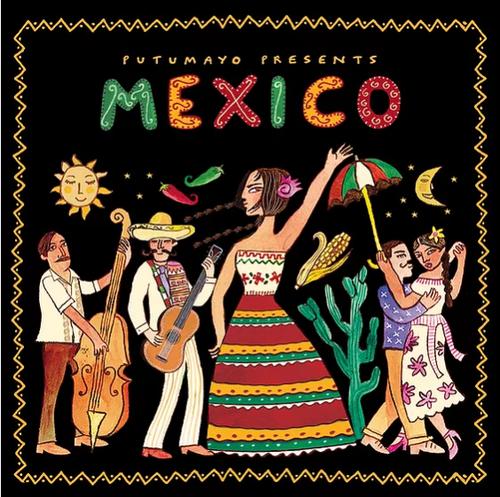 CD, MEXICO, Putumayo