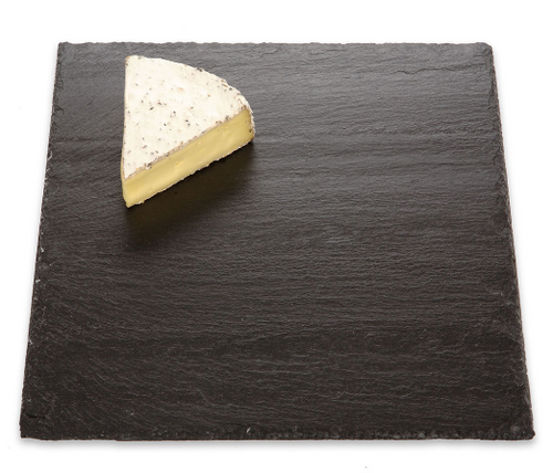 """PLATE, NATURAL SLATE, Bambeco - 12"""" square"""