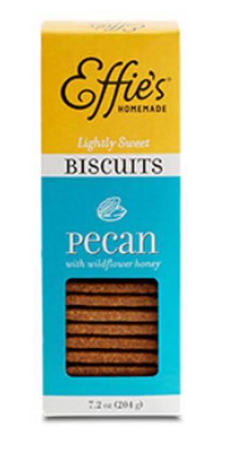 BISCUITS, PECAN, Effie's Homemade -  7.2 oz Box