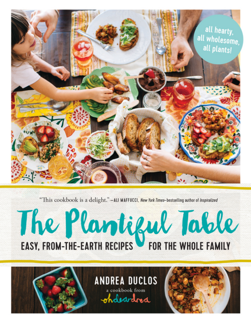 BOOK, THE PLANTIFUL TABLE, Workman Publishing - 320 Pages