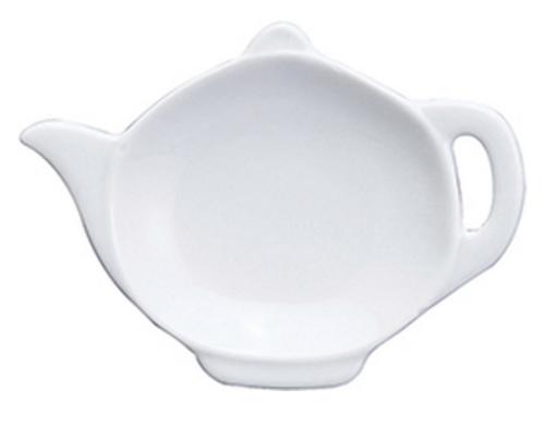 TEA CADDY - WHITE