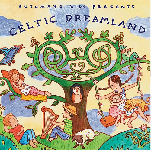 CD, CELTIC DREAMLAND, Putumayo