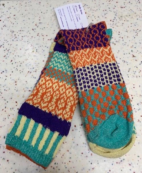 SOCKS, CREW SOCKS, XL DAWN, Solmate Socks