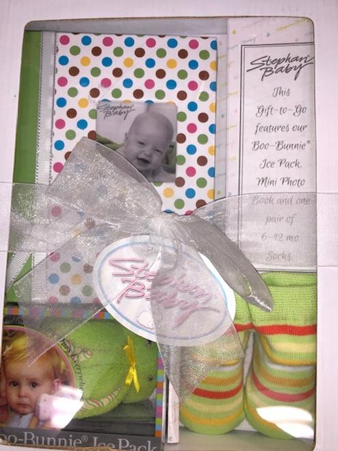 BABY GIFT SET- Stephanie Baby