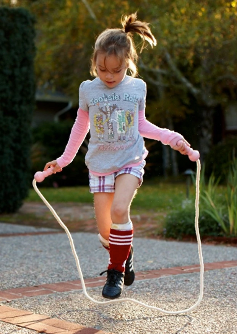 JUMP ROPE,  RECYCLED- Each