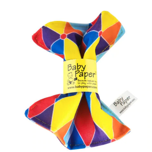 BABY PAPER, Triangles, 1 square