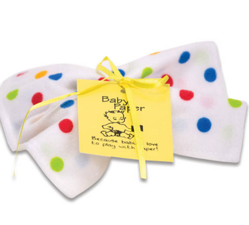 BABY PAPER, Polka Dots- Each
