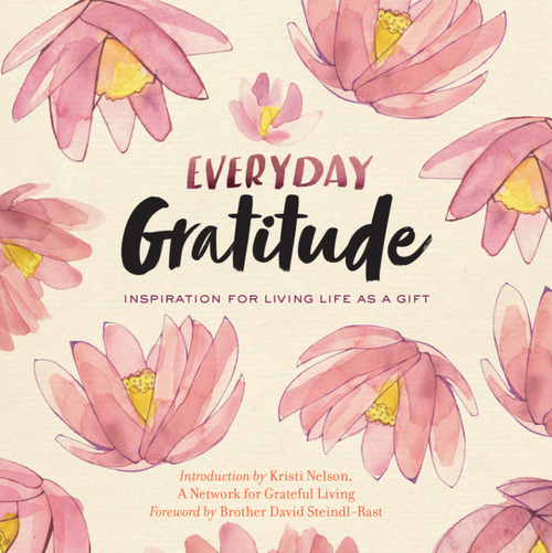 BOOK, EVERYDAY GRATITUDE, Workman Publishing - 304 Pages