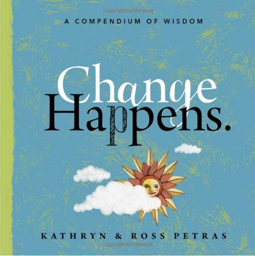 BOOK, CHANGE HAPPENS, Workman Publishing - 224 Pages