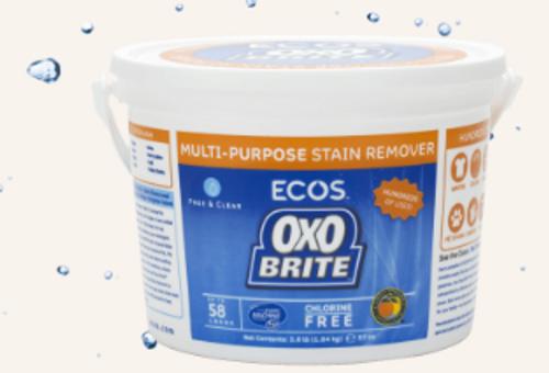 OxoBrite® Multi-Purpose Stain Remover, Ecos  3.6 lbs