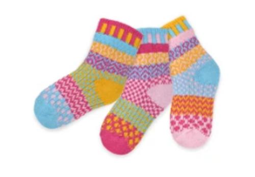 KIDS SOCKS, SMALL CUDDLE BUG, Solmate - 3 socks