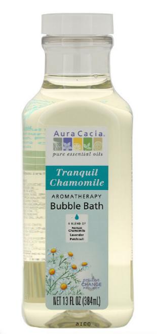 BUBBLE BATH, TRANQUIL CHAMOMILE, 13 fl oz
