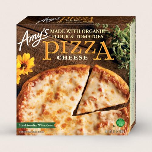 PIZZA, CHEESE & TOMATO, Organic, AMY'S, 13 oz