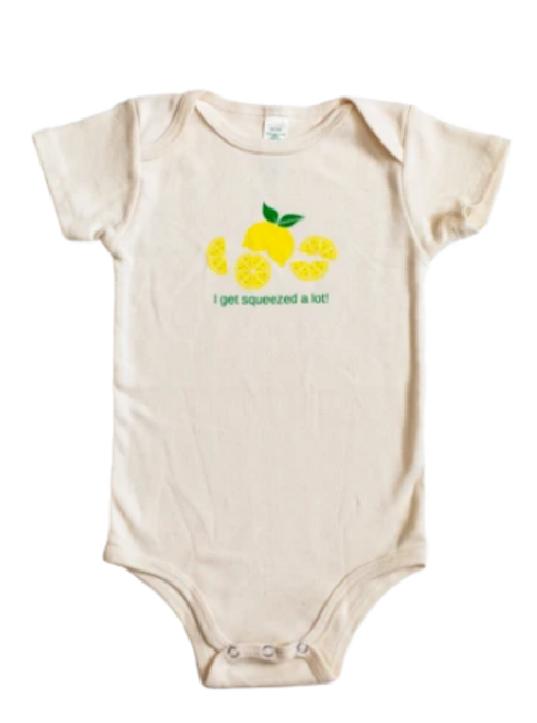 BABY ROMPERS, 6-12 month, I get squeezed