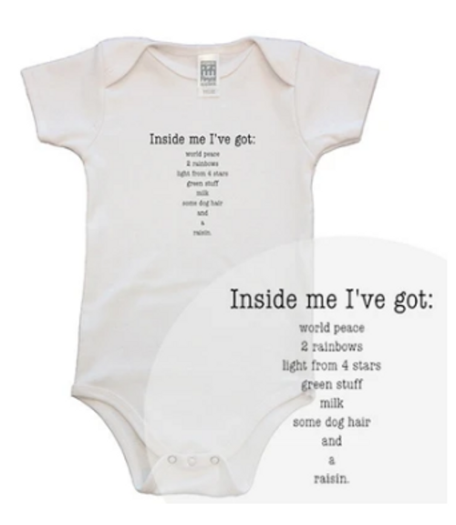 BABY ROMPERS, 6-12 month, Inside Me