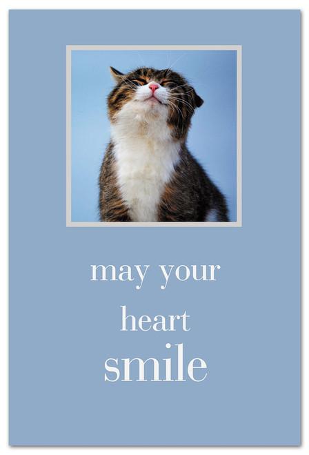 CARD BD HAPPY CAT  Cardthartic