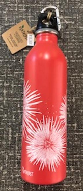 BOTTLE, FIREWORKS ON RED, Earthlust, 20 oz