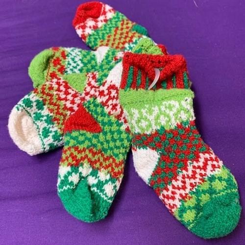 SOCKS, BABY MEDIUM  HUMBUG, Solmate - 5 socks