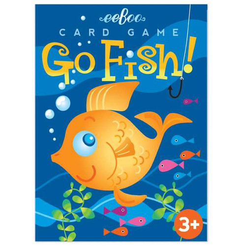 CARD GAME, GO FISH CARDS