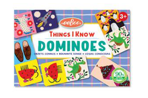 GAME, DOMINOES Things I know