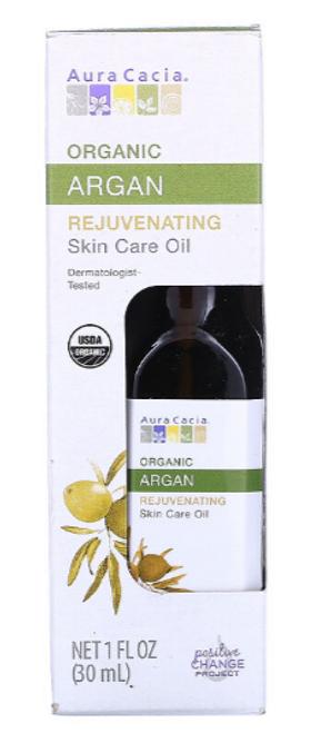 ARGAN OIL,  Organic, AURA CACIA,    1 fl oz
