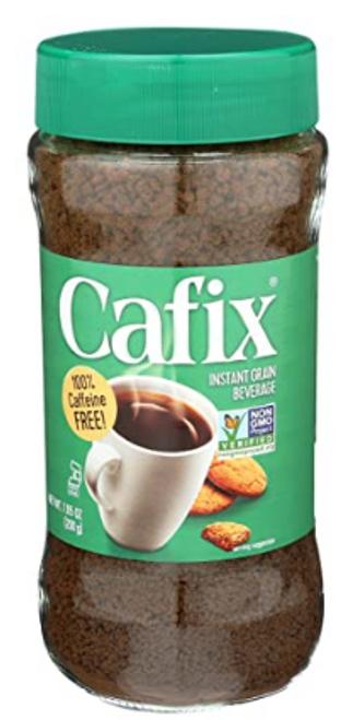 CAFIX CRYSTALS COFFEE SUBSTITUTE, 7 oz