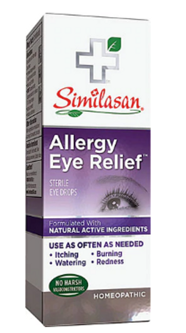 ALLERGY EYE RELIEF, SIMILASAN, 10 mL