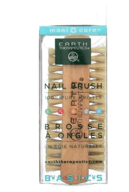Earth Therapeutics NAIL BRUSH, each