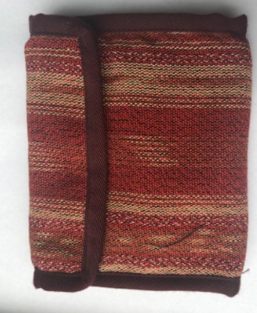 BILLFOLD WALLET, EARTH TONES Guatemalan, Upavim Crafts - Each