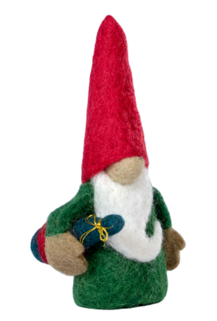 BOTTLE TOPPER, GNOME, Tibet Collection - Each