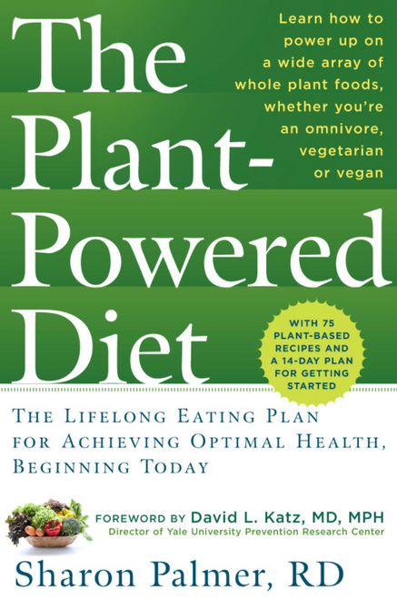 BOOK, PLANT-POWERED DIET, Workman Publishing - 432 Pages