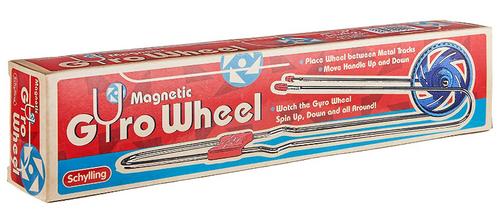 MAGNETIC GYRO WHEEL, Schylling